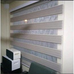 CLASSY ZEBRA DAY AND NIGHT WINDOW BLIND 080 ...mini (W3ft x L4ft) large (W7ft x L5ft) medium (W5ft x L5ft)