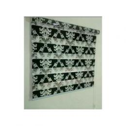 Zebra Roller Blinds-Fabric 084 ...mini (W3ft x L4ft) large (W7ft x L5ft) medium (W5ft x L5ft)