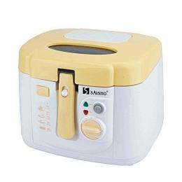 Saisho S-616 (4) Deep Fryer | White-Yellow