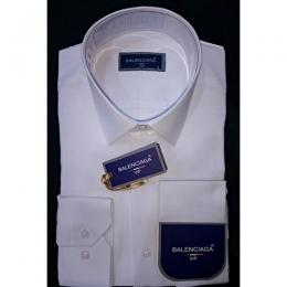 BALENCIAGA DESIGNER'S LUXURY VIP MEN'S SHIRT(AVAILABLE IN ALL SIZES)
