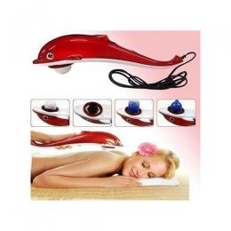 Infrared Dolphin-Shaped Body Massager|17 x 4 x 5 inches (L x W x H)