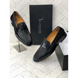 BILLIONAIRE LUXURY MEN'S CORPORATE SHOE|BLACK|111 (AVAILABLE IN ALL SIZES)