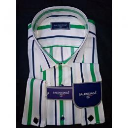 BALENCIAGA DESIGNER'S LUXURY VIP MEN'S SHIRT|(AVAILABLE IN ALL SIZES)