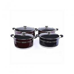 Generic CookWare Set Non-Stick Ultimate Kitchen Home 8Pcs
