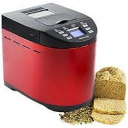 Andrew James Home Made-Fresh Bake-Super Electric-Digital Bread-Maker-With-Automatic-Ingredients-Dispenser