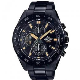 CASIO EFV-550DC-1AVUDF MEN'S EDIFICE CHRONOGRAPH BLACK BRACELET WATCH