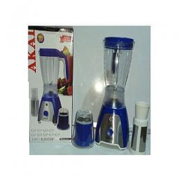 AKAI SUPER BLENDER WITH FILTER & MILL ( HEAVY DUTY MOTOR)