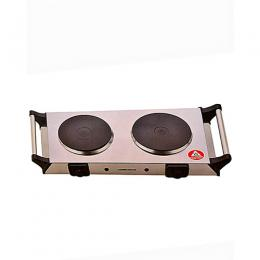 Crownstar Doubleplate Electric Hotplate with Handle