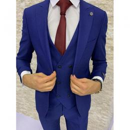 HIGH QUALITY MEN'S SUIT 076(AVAILABLE IN ALL SIZES)