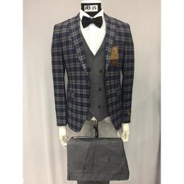 HIGH QUALITY MEN'S SUIT 085(AVAILABLE IN ALL SIZES)