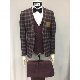 HIGH QUALITY MEN'S SUIT 087(AVAILABLE IN ALL SIZES)