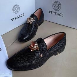 GIANNI VERSACE CLASSY CORPORATE MEN'S SHOE(AVAILABLE IN ALL SIZES) 127