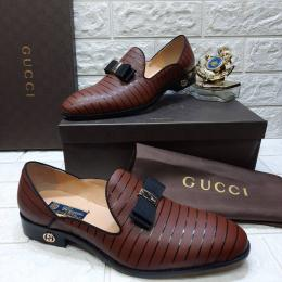 GIORGIO ARMANI HIGH QUALITY LUXURY MEN'S SHOE (AVAILAIBLE IN ALL SIZES) 295