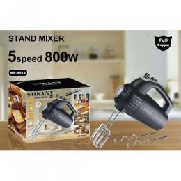 Sokany Electric 5 Speed Batter And Dough Mixer