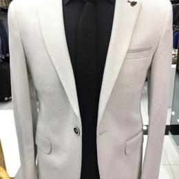 LUXURY MEN'S 2 PIECE SUIT|SUT 027 (AVAILABLE IN ALL SIZES)