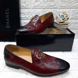 CHANEL HIGH QUALITY LUXURY MEN'S SHOE (AVAILAIBLE IN ALL SIZES) 296