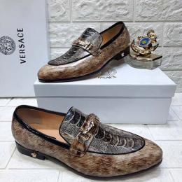 GIANNI VERSACE HIGH QUALITY LUXURY MEN'S SHOE (AVAILAIBLE IN ALL SIZES) 298
