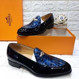 HERMES HIGH QUALITY LUXURY MEN'S SHOE (AVAILAIBLE IN ALL SIZES) 301