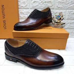 LOUIS VUITTON HIGH QUALITY LUXURY MEN'S SHOE (AVAILAIBLE IN ALL SIZES) 303