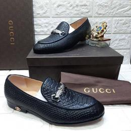 GUCCI HIGH QUALITY LUXURY MEN'S SHOE (AVAILAIBLE IN ALL SIZES) 304