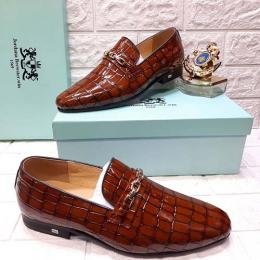 JORDANA BREWSTER HIGH QUALITY LUXURY MEN'S SHOE (AVAILAIBLE IN ALL SIZES) 305