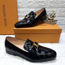 LOUIS VUITTON HIGH QUALITY LUXURY MEN'S SHOE (AVAILAIBLE IN ALL SIZES) 313