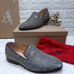 CHRISTAIN LOUBOUTIN HIGH QUALITY LUXURY MEN'S SHOE (AVAILAIBLE IN ALL SIZES) 314
