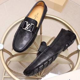 LOUIS VUITTON ITALIA SUEDE LUXURY SHOE|136 (AVAILABLE IN ALL SIZES)