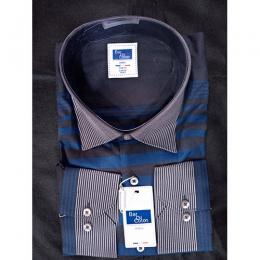 BAR DU COTTON FANCY MEN'S SHIRT