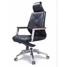 Deluxe Executive Leather Chair(DEL 201)