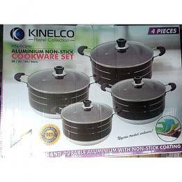 Kinelco Non Stick Cooking Pot Set -KN-6022