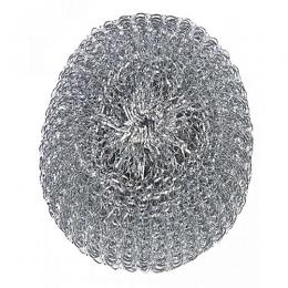 Flourish 10Pcs Net Scourer Set - Silver