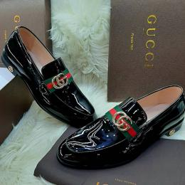 GUCCI LUXURY CORPORATE MEN SHOE (AVAILABLE IN ALL SIZES) 156