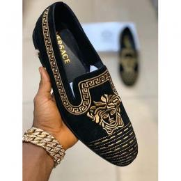 GIANNI VERSACE HIGH QUALITY LUXURY MEN'S SHOE (AVAILAIBLE IN ALL SIZES) 333