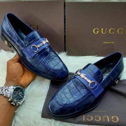 GUCCI CORPORATE MEN'S SHOE (AVAILABLE IN ALL SIZES) 163