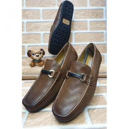 DELUXE HIGH QUALITY LUXURY MEN'S SHOE (AVAILAIBLE IN ALL SIZES) 344