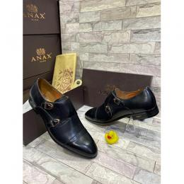 ANAX PLAIN CORPORATE MEN'S SHOE (AVAILABLE IN ALL SIZES) 167