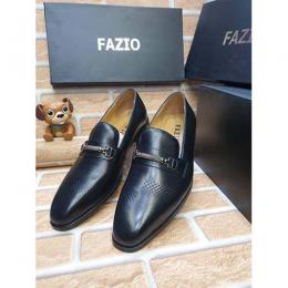 FAZIO HIGH QUALITY LUXURY MEN'S SHOE (AVAILAIBLE IN ALL SIZES) 383