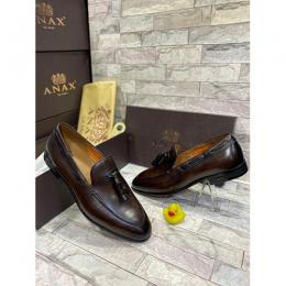 ANAX PLAIN CORPORATE MEN'S SHOE ( AVAILABLE IN ALL SIZES) 176