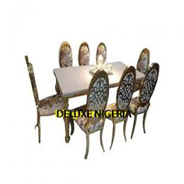 8 Seater Marble Dinning Set