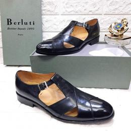 BERLUTI UNIQUE MEN SPLIT SHOE|101 (AVAILABLE IN ALL SIZES)