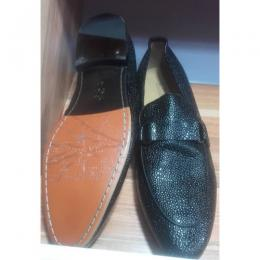 JOHN FOSTER CLASSIC PATTERNED MEN'S SHOE|211|(AVAILABLE IN ALL SIZES) HI