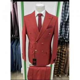 MEN'S LUXURY 2 PIECE SUIT (AVAILABLE IN ALL SIZES) 031