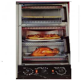 Crownstar Electric Toaster Oven (3 Step) - 37 Litres
