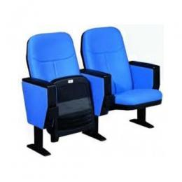 2-Sitter-Auditorium-Chair---Blue