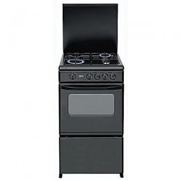 Midea 20BMG4G007-B 4-Burner Gas Cooker (50 X 55cm) - Black