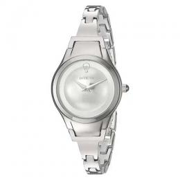 INVICTA 23271 WOMEN'S GABRIELLE UNION QUARTZ SILVER DIAL SMALL WATCH