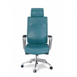 DELUXE EXECUTIVE OFFICE CHAIR|BLUE