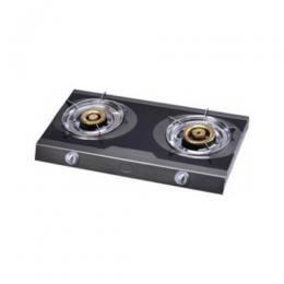 TEC Table Top Stainless Steel Cooker with 2 Hobs