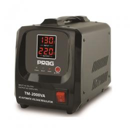 Prag 2KVA Relay Voltage Stabilizer (95V-270V)